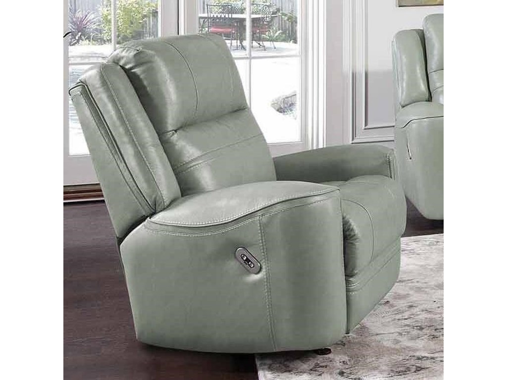 Franklin 762Dual Power Rocker Recliner with USB Port