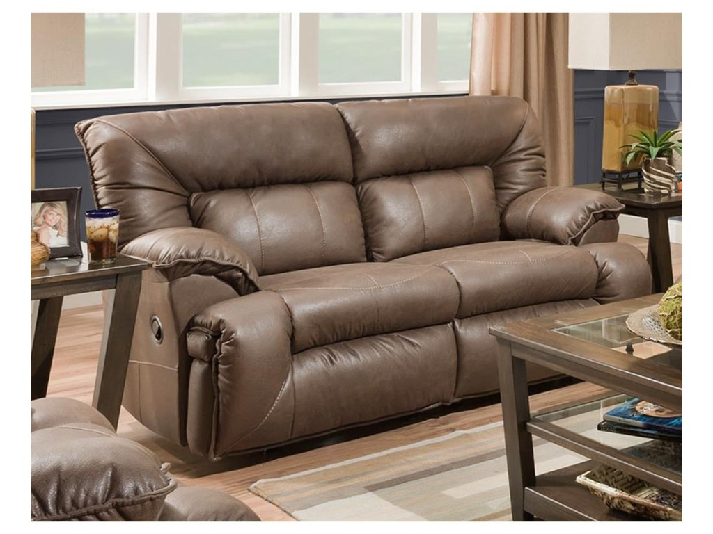 Franklin HectorRocking Reclining Loveseat