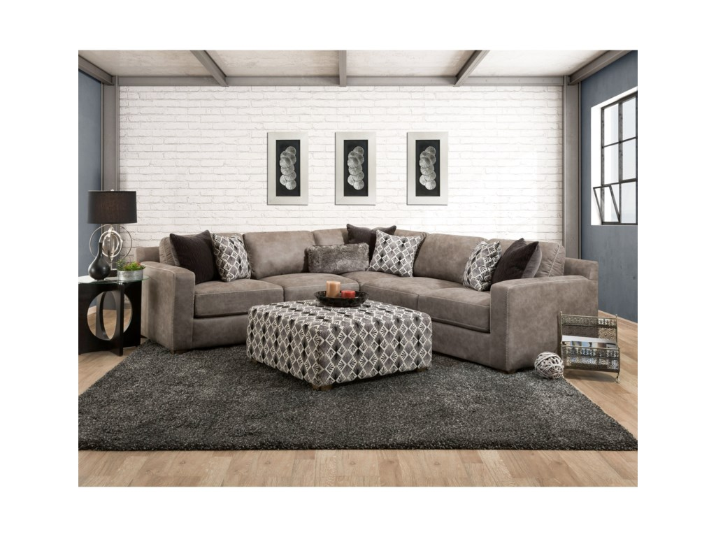 Franklin JamesonStationary Living Room Group