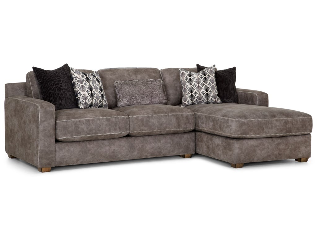 Franklin JamesonSofa with Chaise