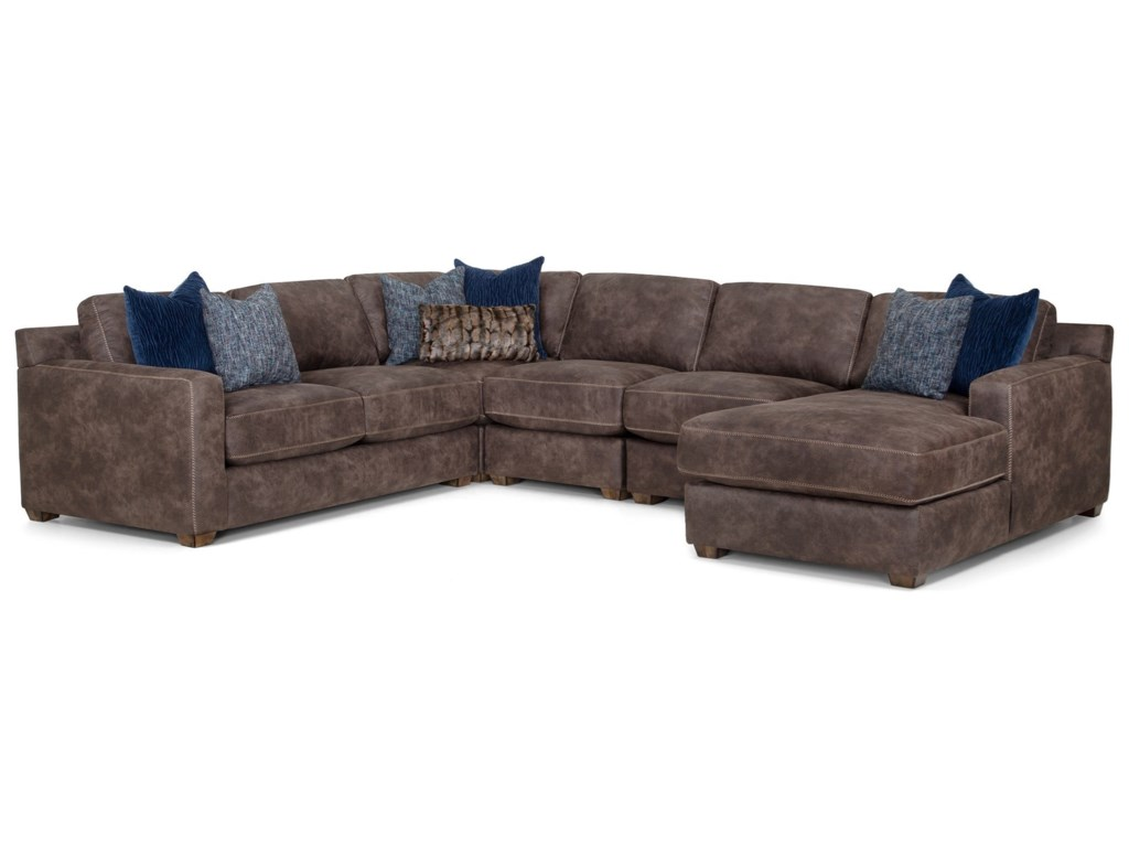 Franklin JamesonFive Piece Sectional
