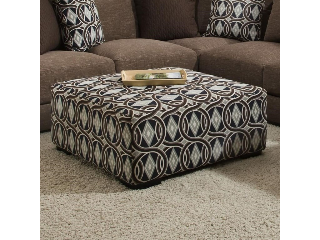 Franklin CadetCocktail Ottoman