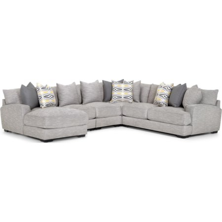 Sectional with Chaise