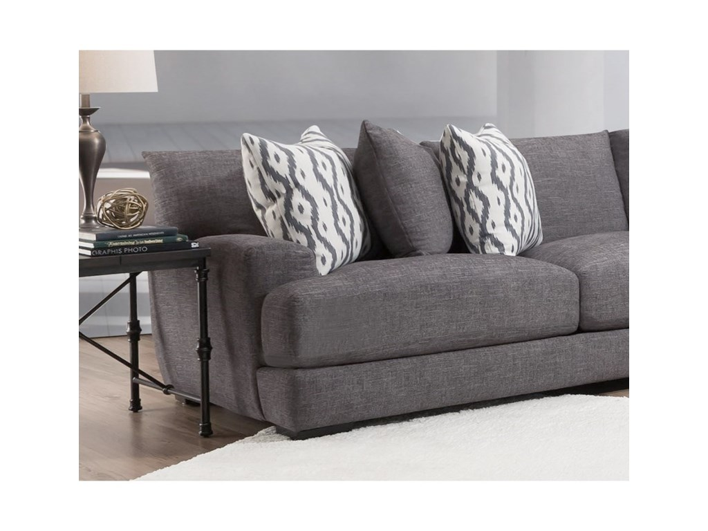 Franklin JourneySectional Sofa with 5 Seats