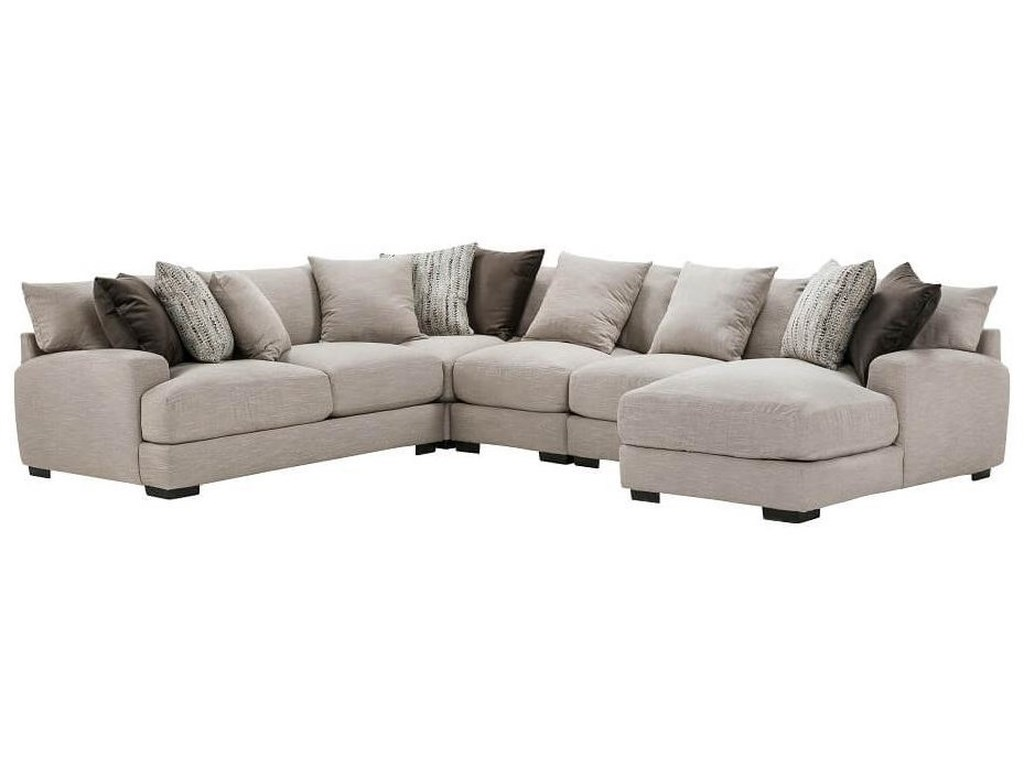 Franklin HanniganSectional with 4 Seats