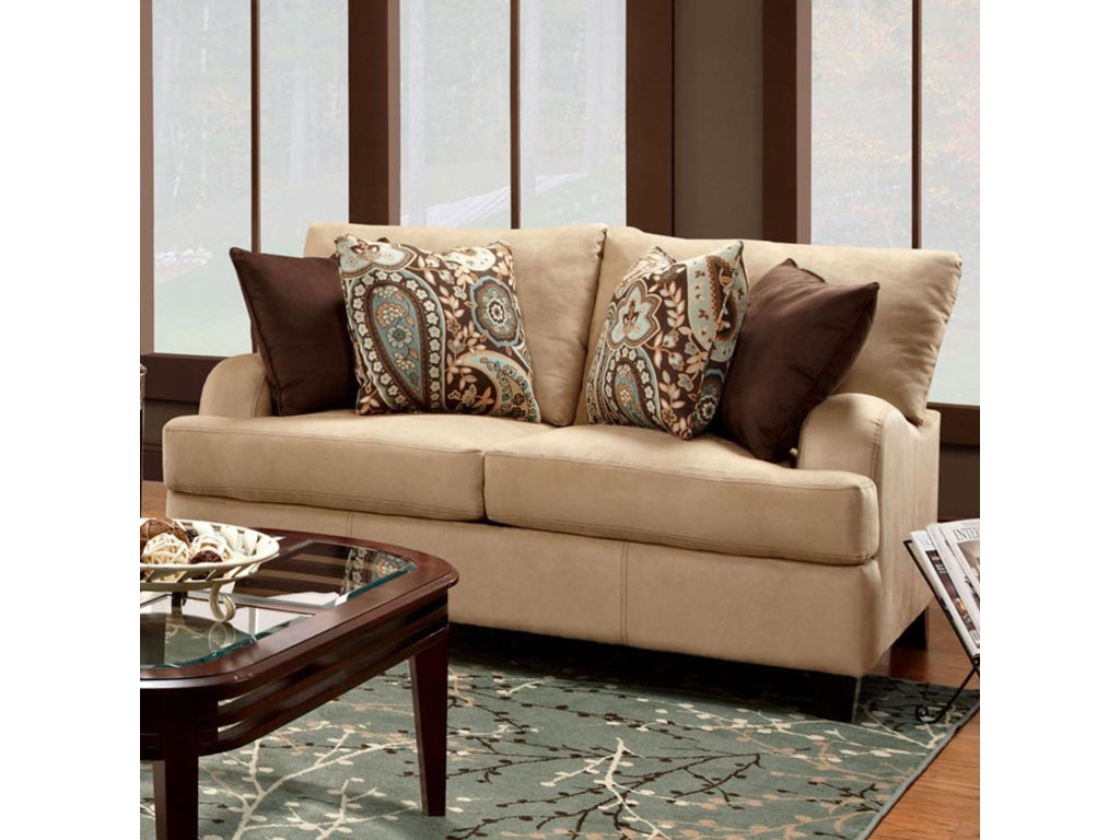 Franklin 809Loveseat