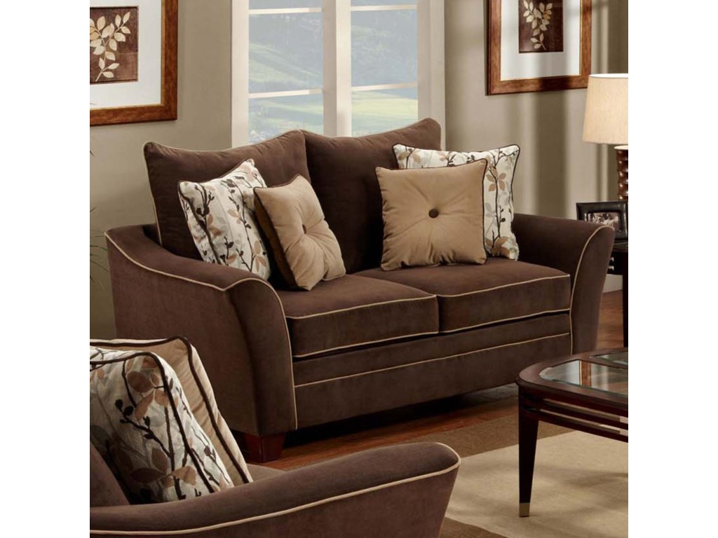Franklin 811 BridgeportLoveseat