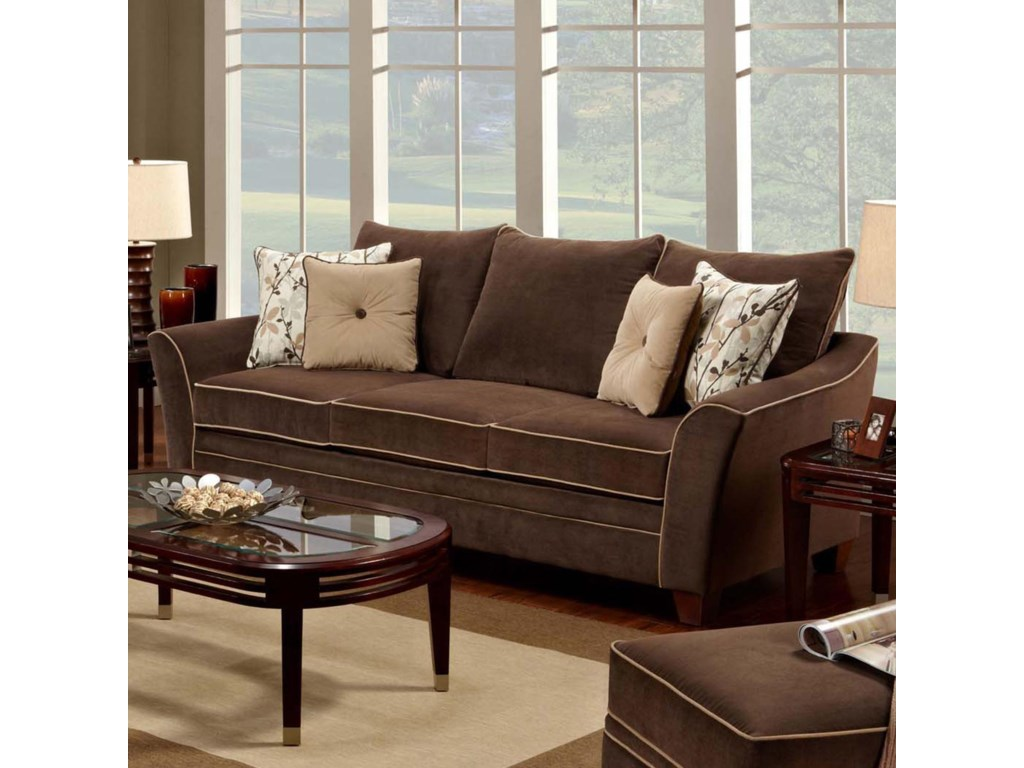 Franklin 811 BridgeportSofa