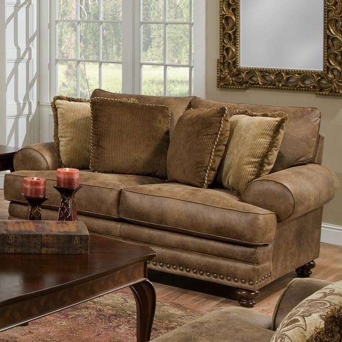 Franklin 817Loveseat