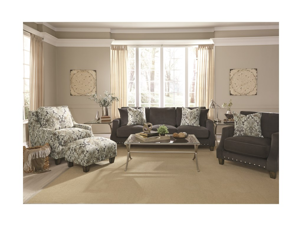 Franklin 863Accent Chair