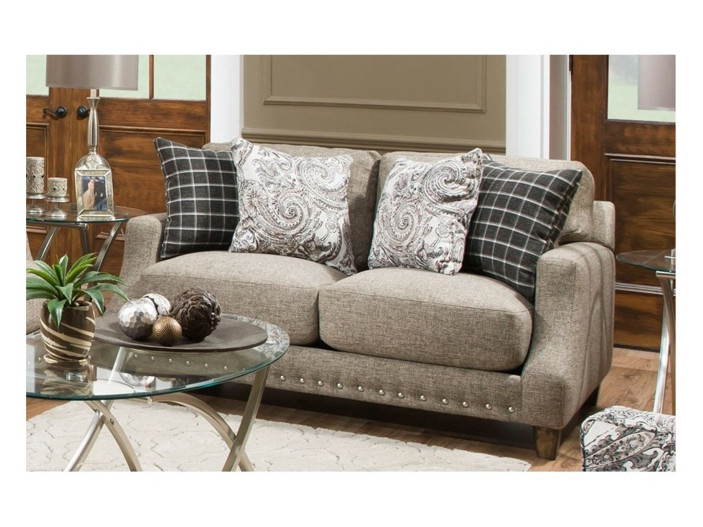 Franklin 863Loveseat