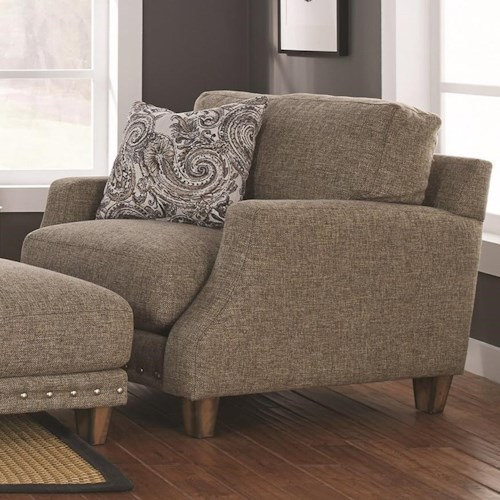 Franklin 863 Chair with Contemporary Style