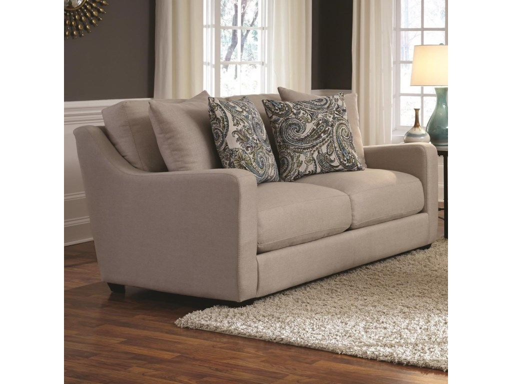 Franklin 885Loveseat