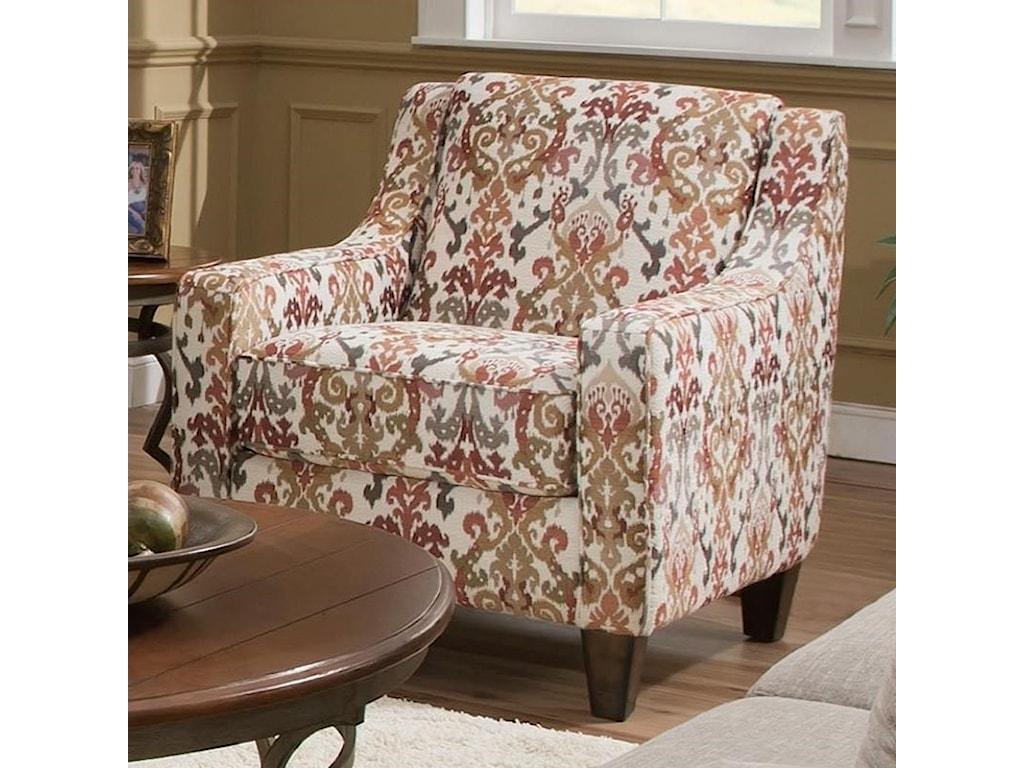 Franklin CarmelAccent Chair
