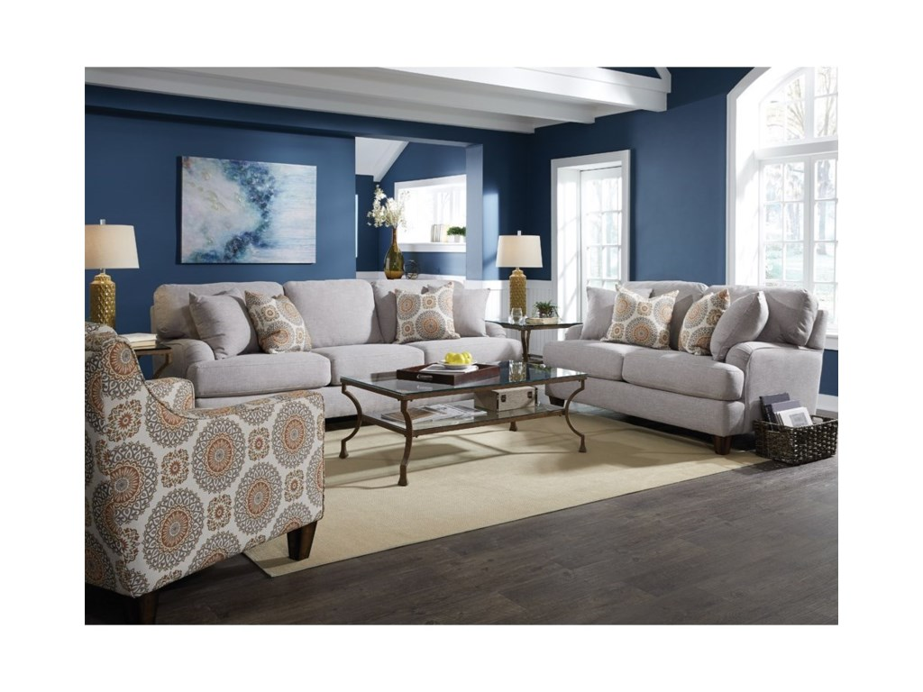 Franklin BriannaStationary Living Room Group