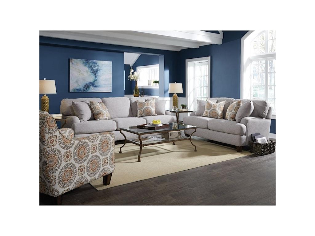 Franklin BriannaStationary Living Room Group