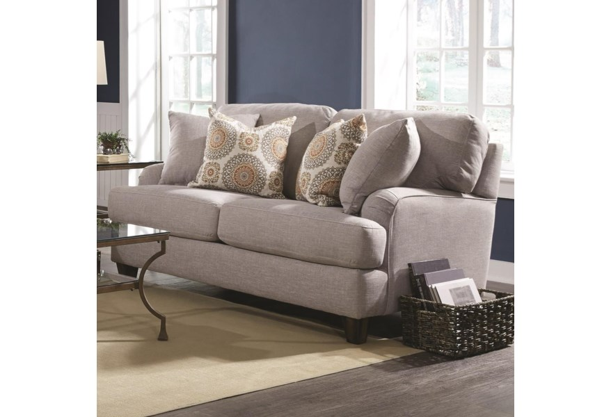 Loveseat With Clic Cottage Style