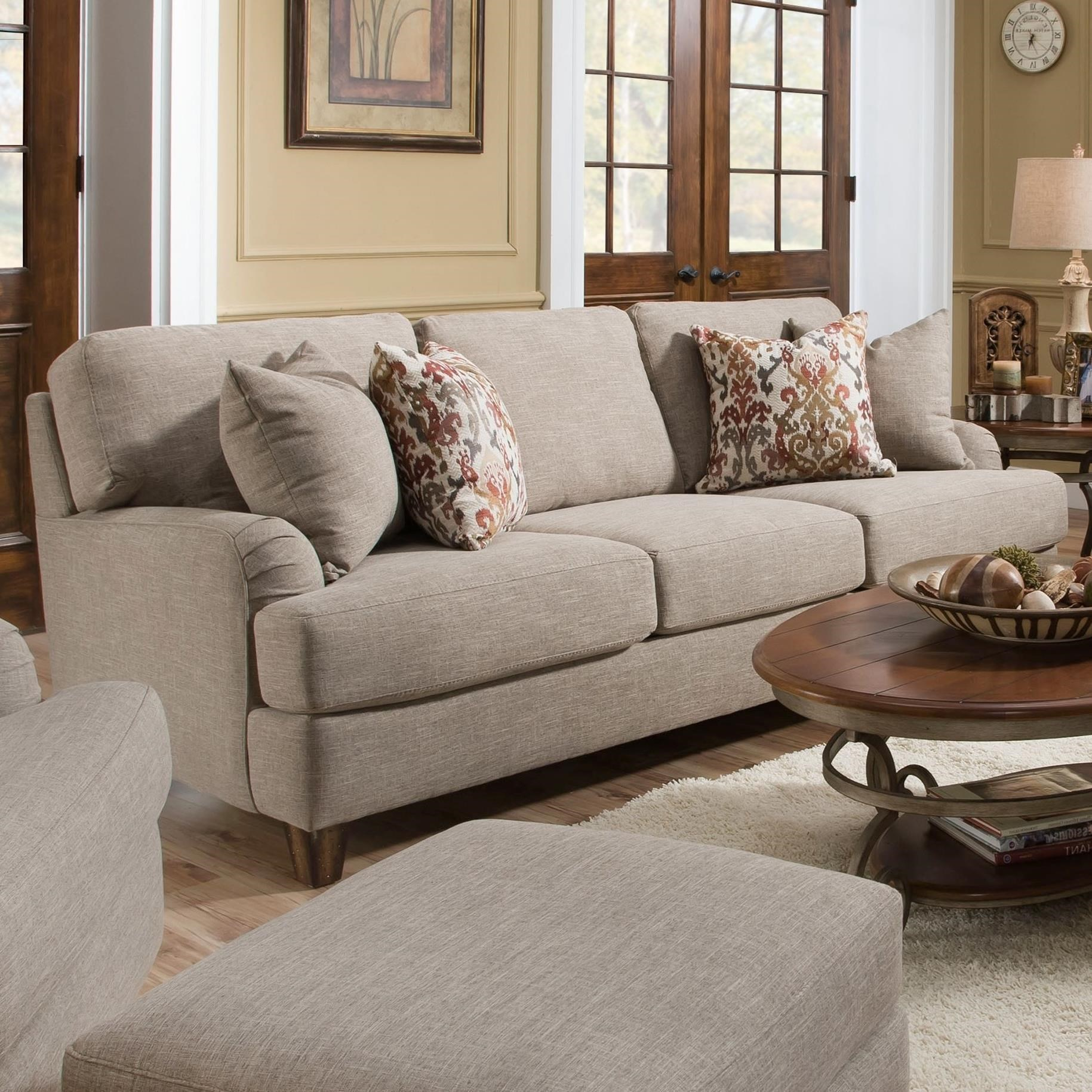 Franklin Carmel Sofa With Classic Cottage Style