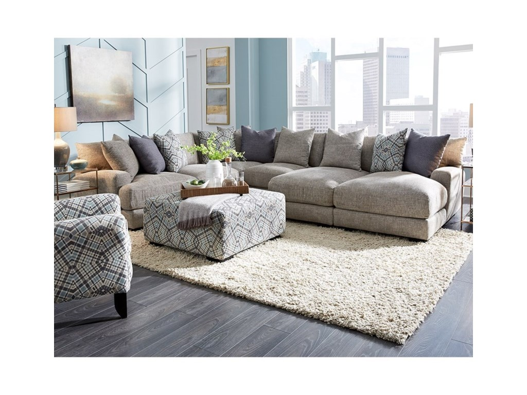 Franklin 903Sectional Sofa