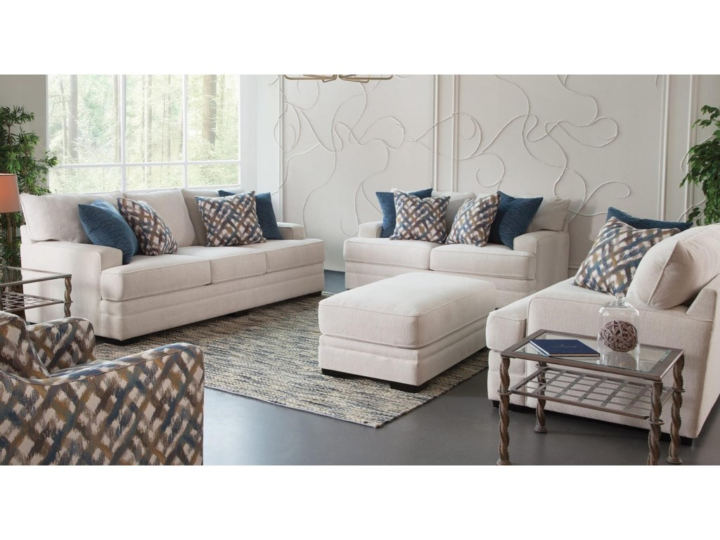 Franklin 953Stationary Living Room Group