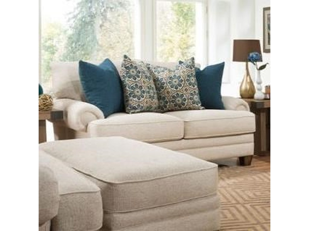 Franklin 957Loveseat