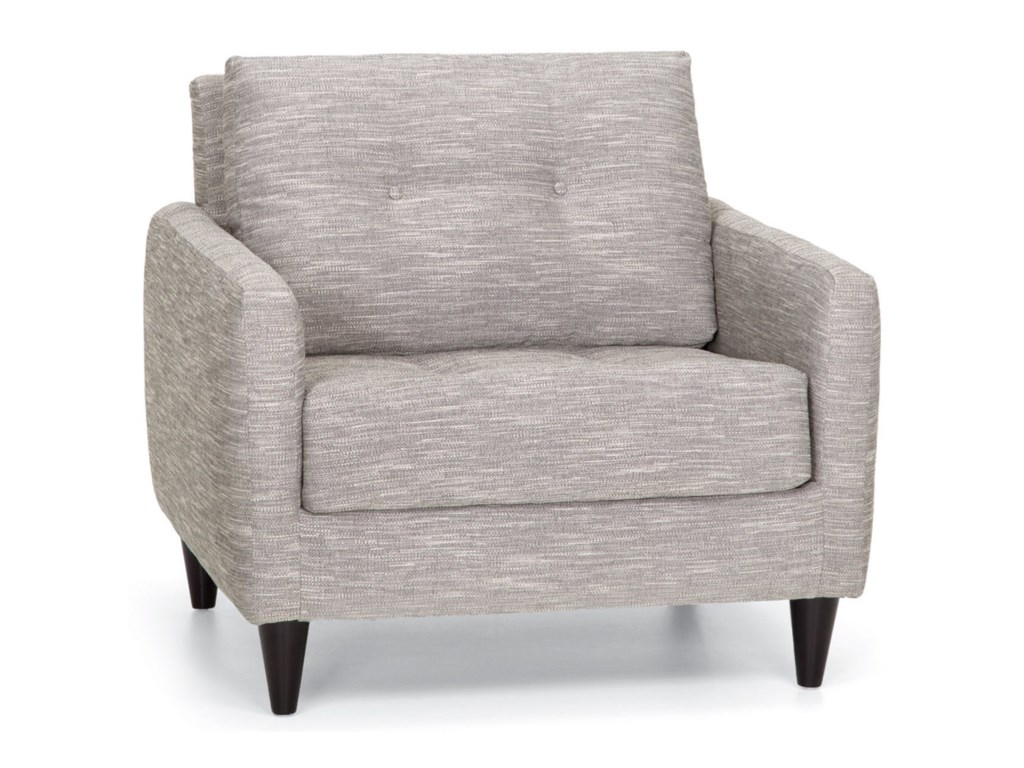 Franklin Argentine 838Accent Chair