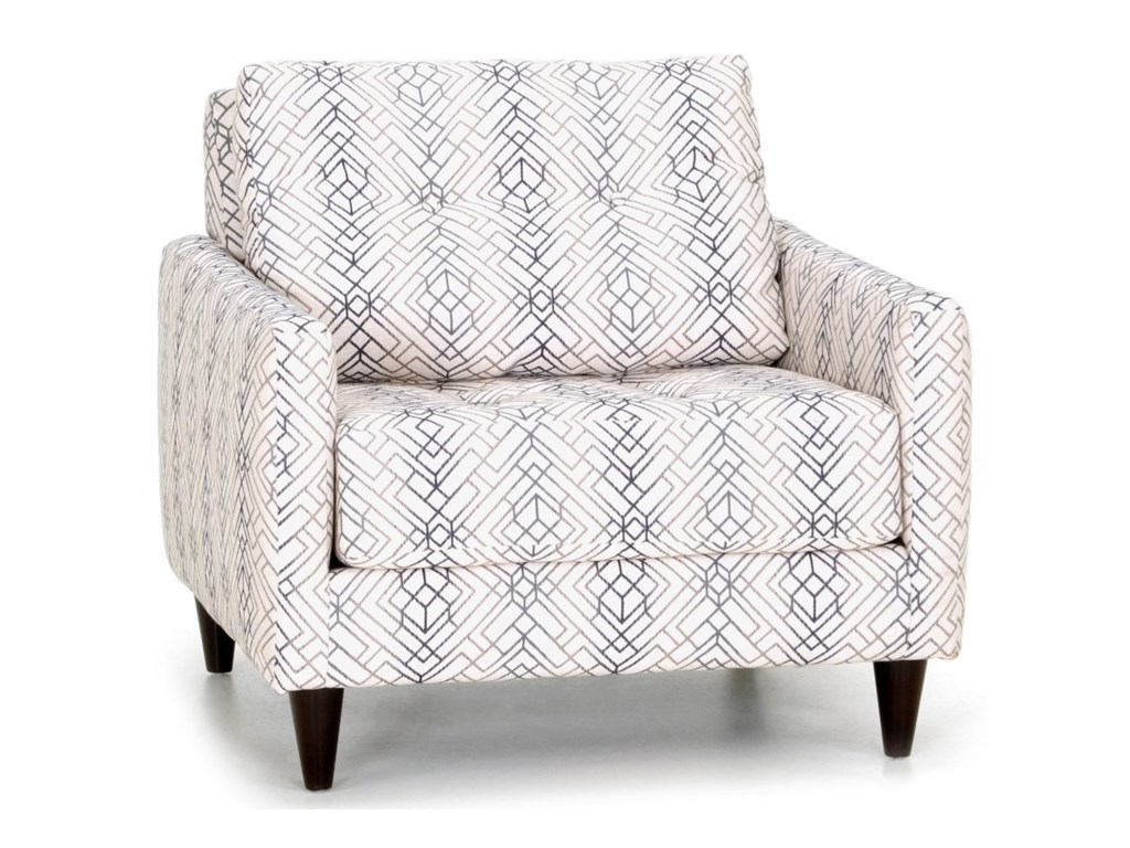 Franklin ArgentineAccent Chair