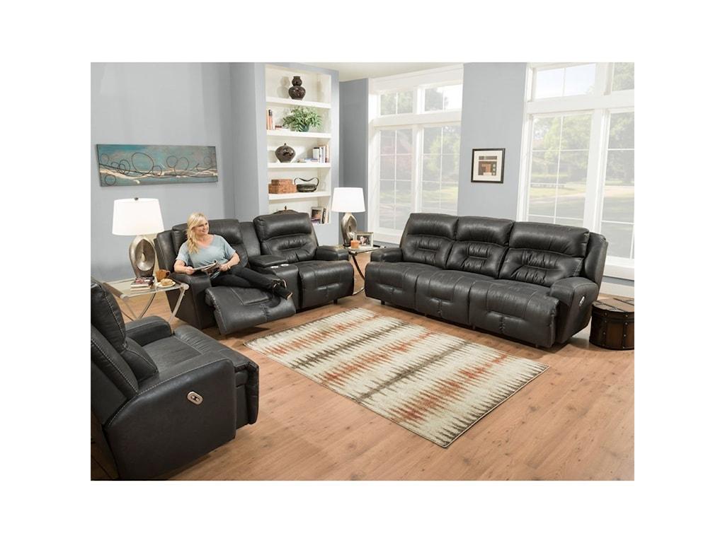 Franklin ArmstrongReclining Sofa