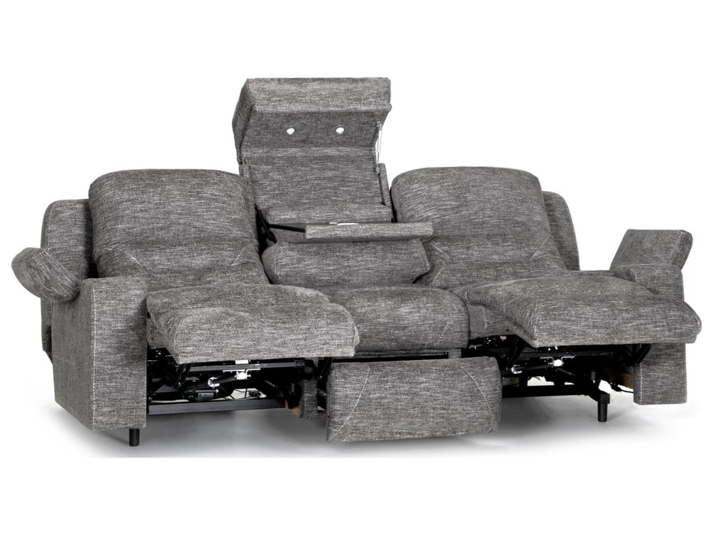 Franklin BeaconPower Reclining Sofa