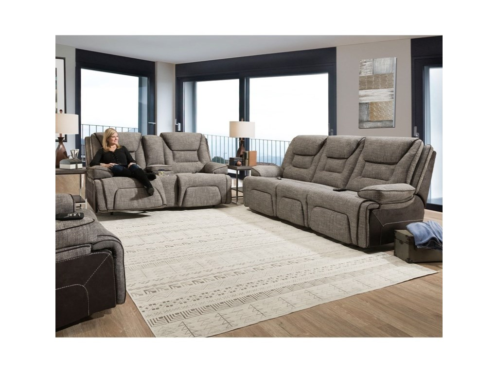 Franklin CentennialReclining Living Room Group