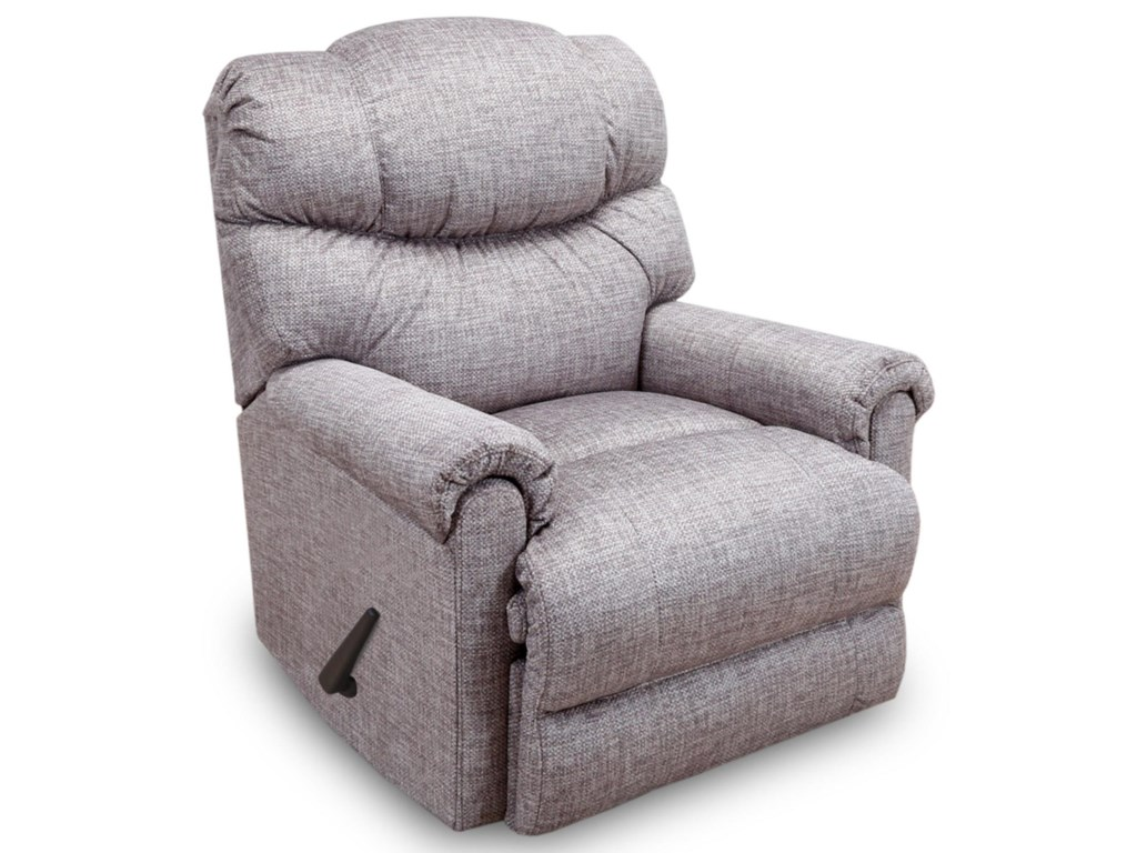Franklin ReclinersHandle Rocker Recliner