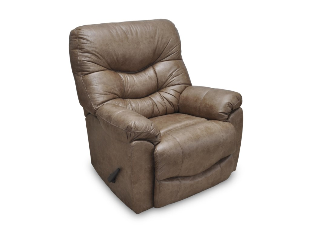 Franklin ReclinersTrilogy Tan Rocker Recliner