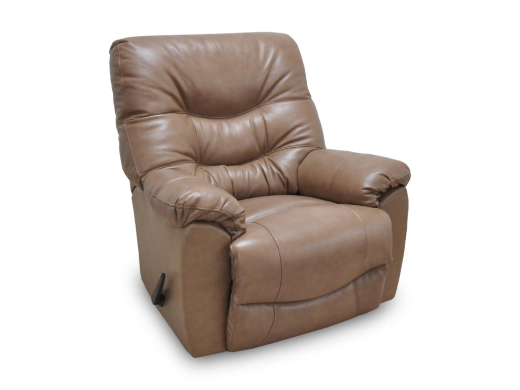 search recliner chenille reclining brick chairs the navy rocker