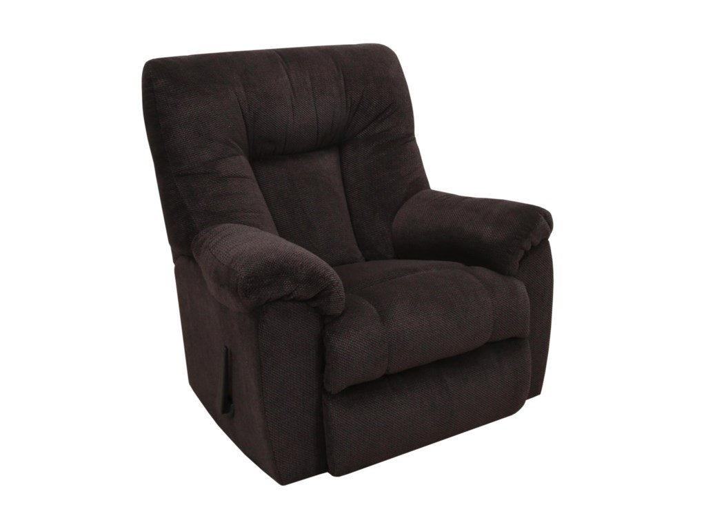 Franklin ReclinersConway Handle Rocker Recliner
