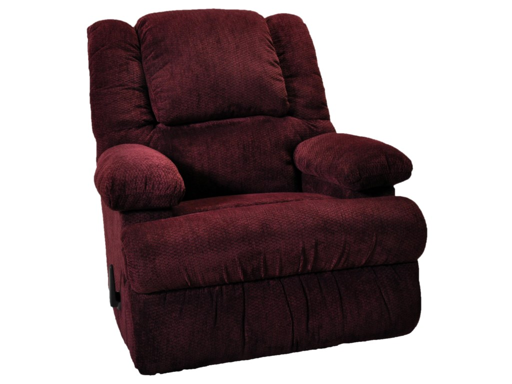Franklin ClaytonChaise Rocker Recliner