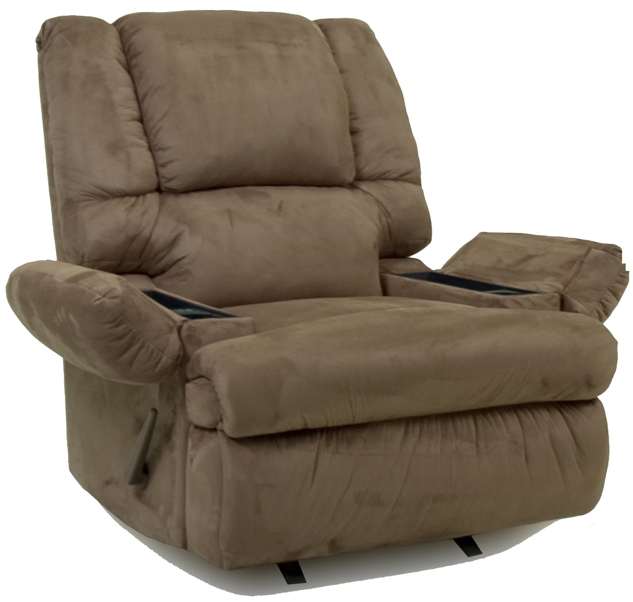 Franklin Rocker Recliners 5598 Power Chaise Rocker Recliner with Storage Arms  sc 1 st  Wilcox Furniture & 5598 Power Chaise Rocker Recliner with Storage Arms - Rocker ... islam-shia.org