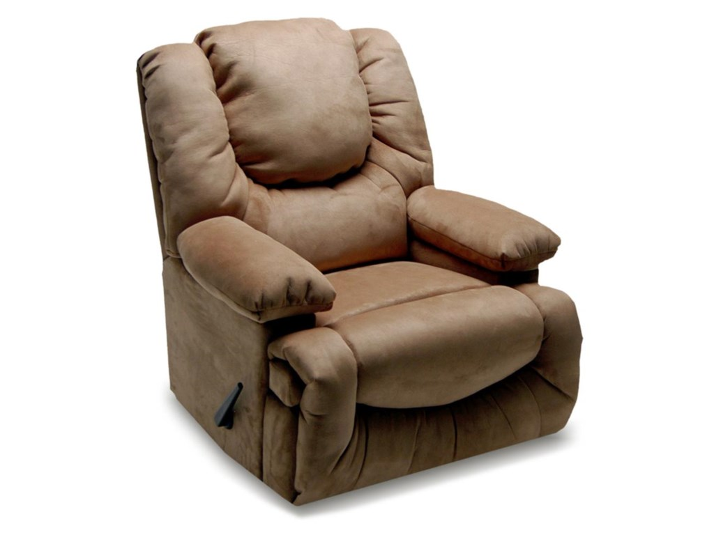 Franklin Rocker Recliners6729 Chaise Rocker Recliner