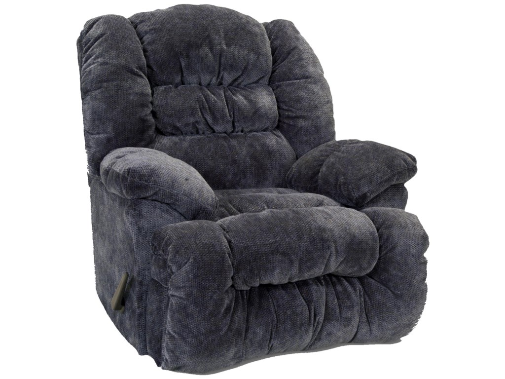 Franklin Rocker ReclinersChaise Rocker Recliner