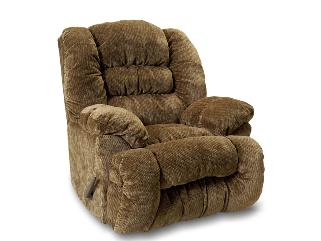 Vendor 379 Rocker ReclinersChaise Rocker Recliner