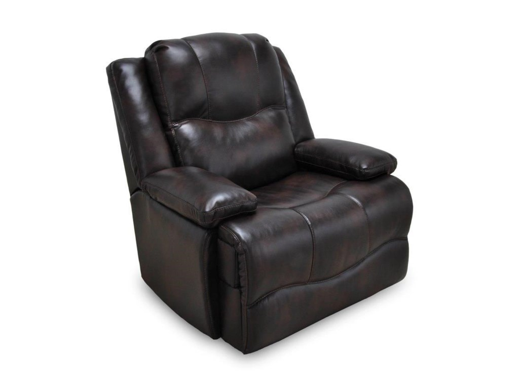 Franklin ReclinersRevolution Power Lay Flat Rocker Recliner