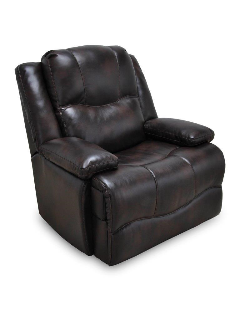 Franklin Recliners Revolution Power Lay Flat Rocker Recliner With Power  Headrest U0026 2 Storage Arms   Great American Home Store   Three Way Recliner