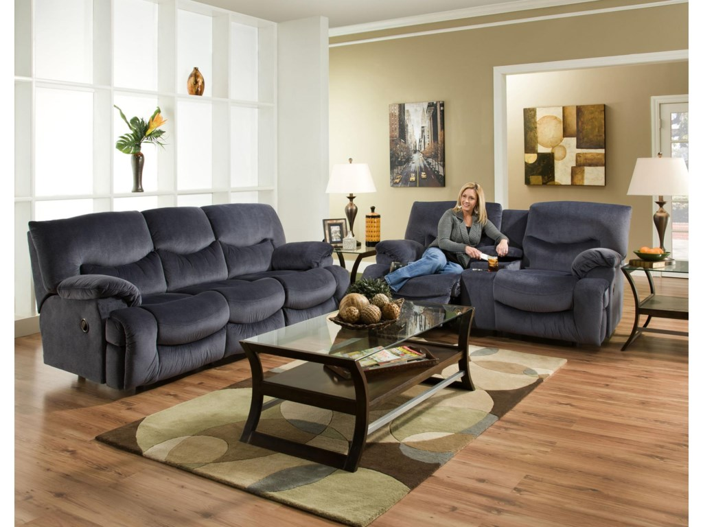 Franklin ChallengerReclining Sofa