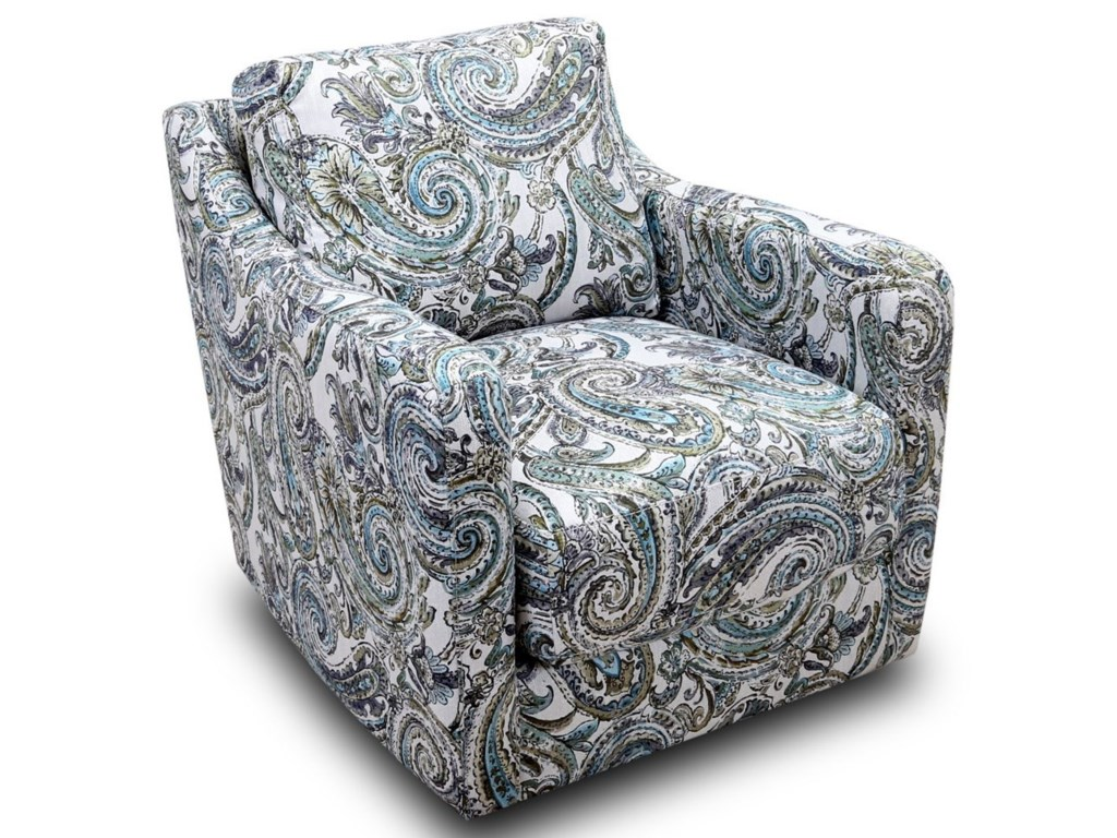 Franklin ChelseaSwivel Accent Chair