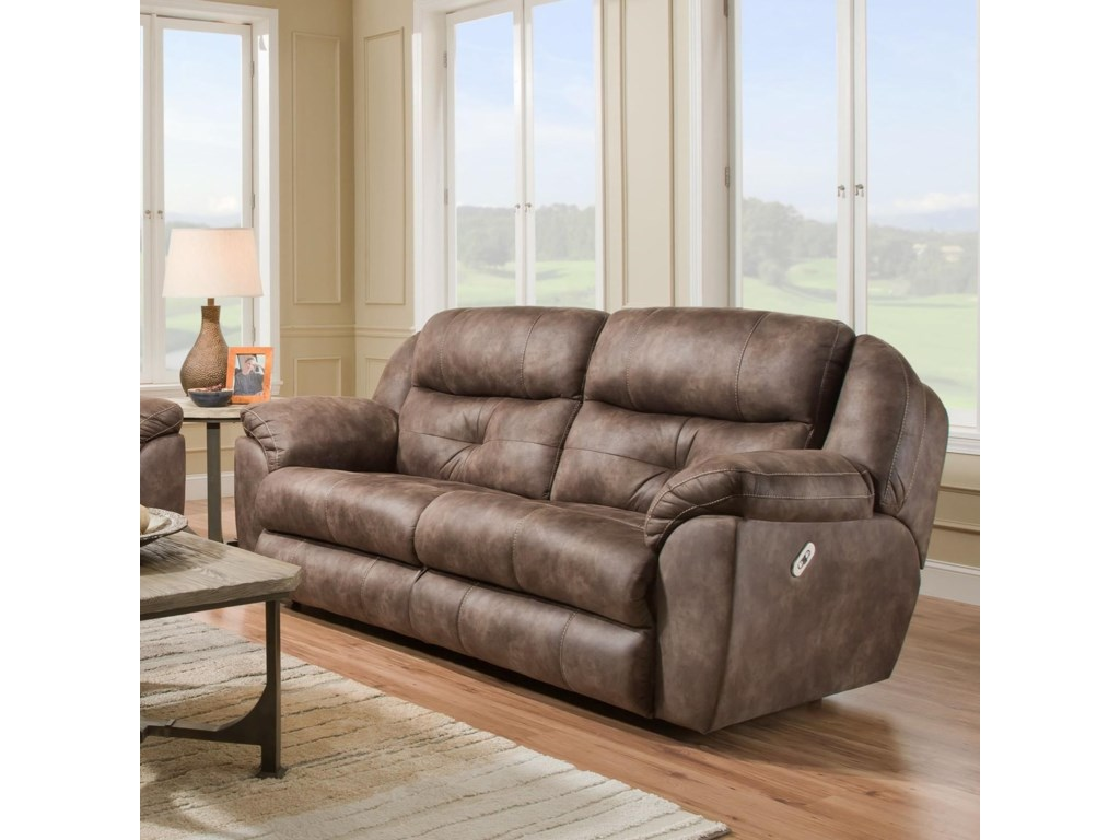 Franklin ConwayPower Recline Two Seat Sofa