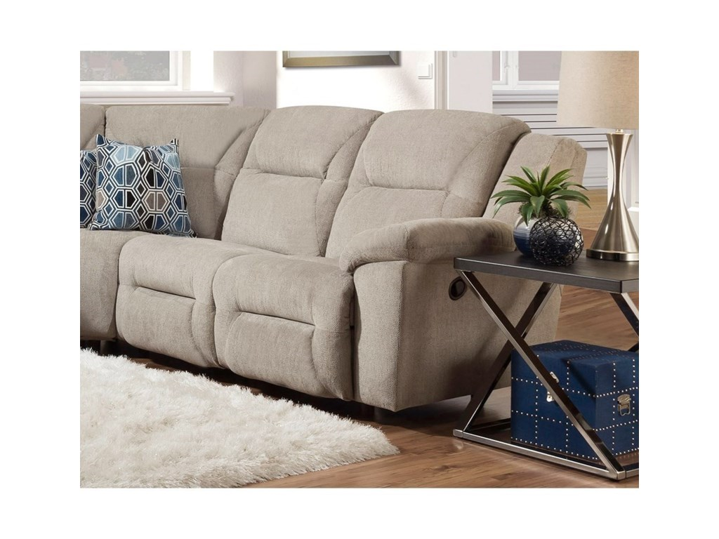 Franklin DonnellyReclining Sectional