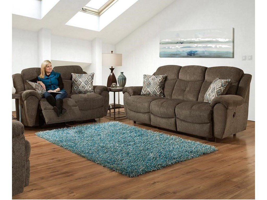 Franklin EclipseReclining Living Room Group