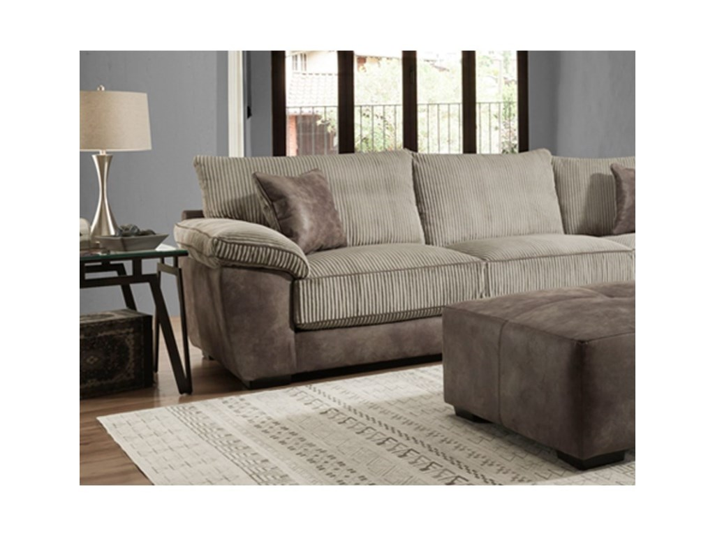 Franklin EmerieSectional Sofa