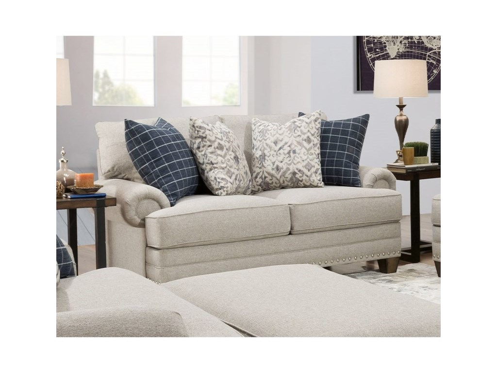 Franklin FletcherLoveseat