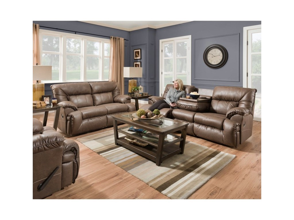 Franklin HectorPower Reclining Living Room Group