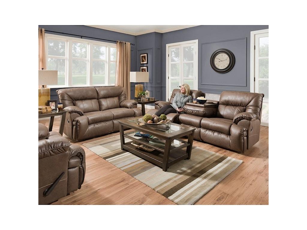 Franklin HectorPower Reclining Sofa
